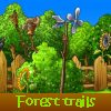 Forest trails 5 Differences