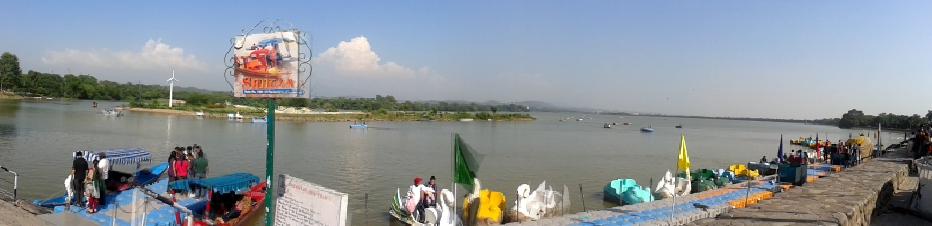 Chandigarh Street Art Festival Sukhna Lake