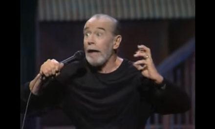 George Carlin – on airlines and flying (Must Watch / Listen)