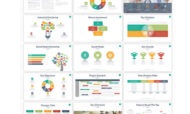 Power of PowerPoint Presentation – Free and Premium
