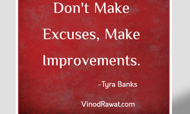 Make Improvements