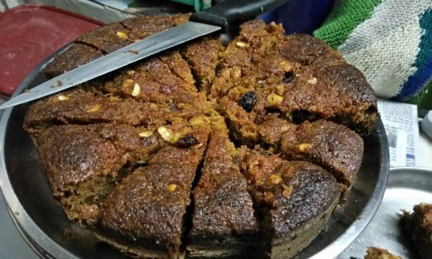 Honey Cake quick recipe