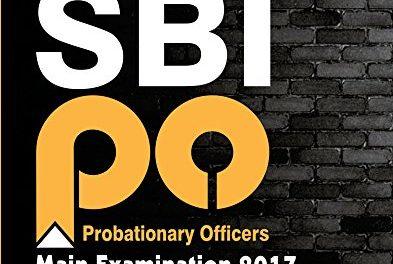 SBI PO Phase-II Main Examination 2017 Paperback – 2017