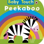 Baby touch: Peekaboo Board book