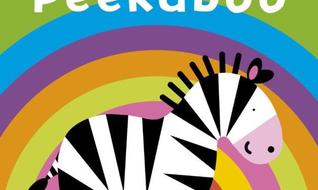 Baby touch: Peekaboo Board book