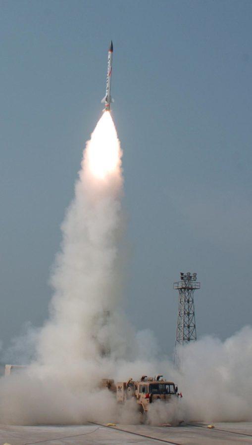 AAD Test -  Indian Ballistic Missile Defence Programme