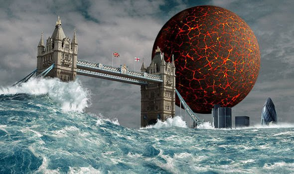 Planet X or Nibiru is coming near earth 23rd September 2017